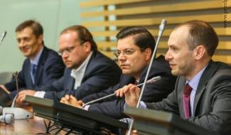 18 сентября в Росимуществе состоялся брифинг по проблемам корпоративного управления в России