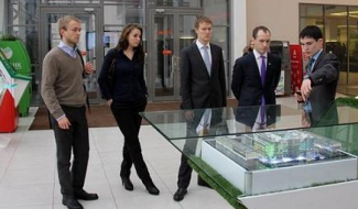 Визит в казанский IT-парк