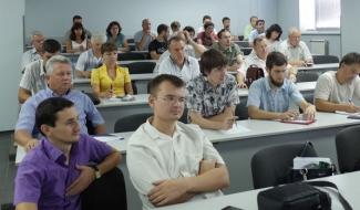Семинар в Севастопольском национальном технологическом университете