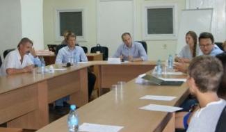Круглый стол в севастопольском филиале МГУ
